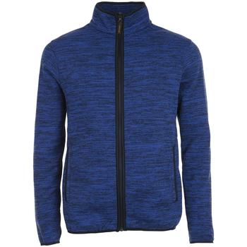 tekstylia Swetry rozpinane / Kardigany Sols TURBO MODERN STYLE Azul