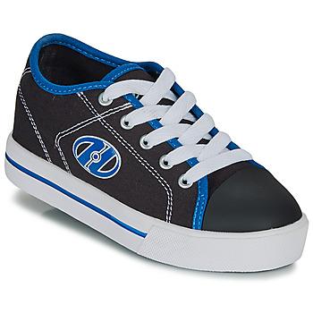 Buty Chłopiec Buty na kółkach Heelys CLASSIC X2 Czarny / Biały / Niebieski