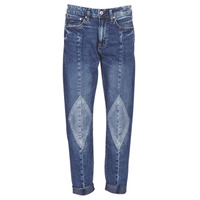 tekstylia Damskie Jeansy boyfriend G-Star Raw 3301-L MID BOYFRIEND DIAMOND Niebieski / Light / Vintage
