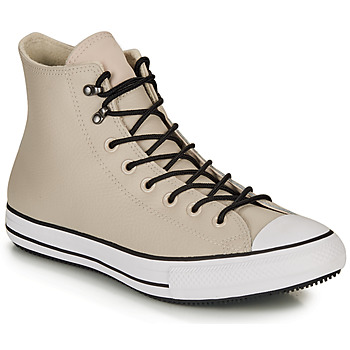 Buty Trampki wysokie Converse CHUCK TAYLOR ALL STAR WINTER LEATHER BOOT HI Beżowy