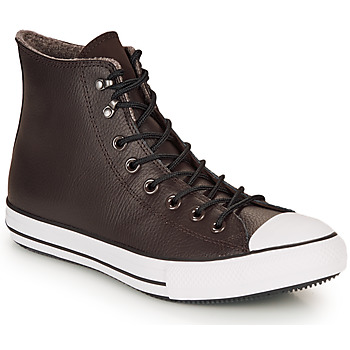 Buty Trampki wysokie Converse CHUCK TAYLOR ALL STAR WINTER LEATHER BOOT HI Brązowy
