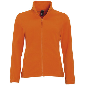 tekstylia Damskie Polary Sols NORTH POLAR WOMEN Naranja