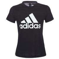 tekstylia Damskie T-shirty z krótkim rękawem adidas Performance DY7734 Czarny