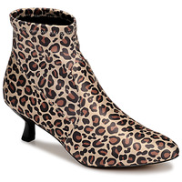 Buty Damskie Botki Katy Perry THE BRIDGETTE Leopard