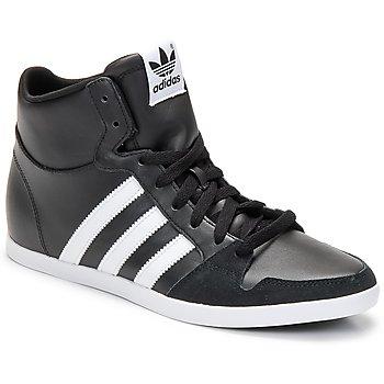 Buty Męskie Trampki wysokie adidas Originals ADILAGO MID Czarny / Biały