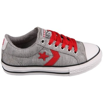 Buty Tenis Converse Star Player EV Grey/Red Szary