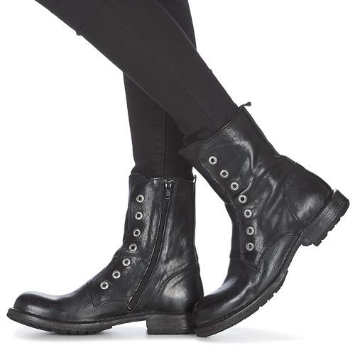 CUSNA NERO  Moma  buty za kostkę  damskie  czarny