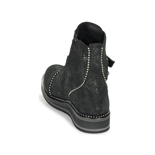 Regard Roctaly V2 Crte Serpente Shabe Czarny - Bezpłatna Dostawa- Buty Za Kostkę Damskie 44940 Najniższa Cena