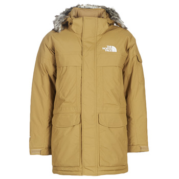 tekstylia Męskie Kurtki ocieplane The North Face MEN'S MC MURDO Camel
