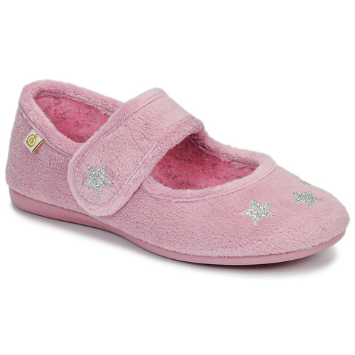 Buty Dziewczynka Obuwie domowe Citrouille et Compagnie LAFIFOU Różowy