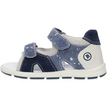 Buty Chłopiec Sandały Balocchi 493133 Niebieski