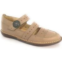 Buty Dziewczynka Derby & Richelieu Colores 23892-24 Beżowy
