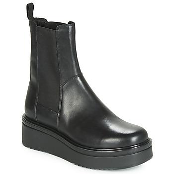 Buty Damskie Buty za kostkę Vagabond Shoemakers TARA Czarny