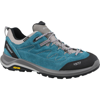Buty Męskie Trekking Grisport Scarpe 14303A8T Niebieskie