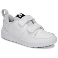 Buty Dziecko Trampki niskie Nike PICO 5 PRE-SCHOOL Biały