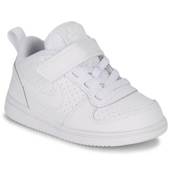 Buty Dziecko Trampki niskie Nike PICO 5 TODDLER Biały