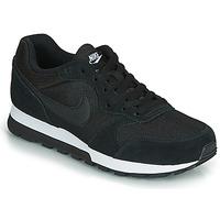 Buty Damskie Trampki niskie Nike MD RUNNER 2  W Czarny