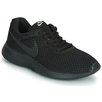 Buty Damskie Trampki niskie Nike TANJUN W Czarny