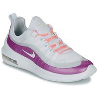 Buty Damskie Trampki niskie Nike AIR MAX AXIS W Biały / Fioletowy