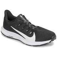 Buty Męskie Bieganie / trail Nike QUEST 2 Czarny / Biały