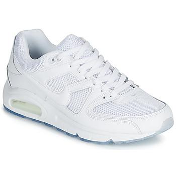 Buty Męskie Trampki niskie Nike AIR MAX COMMAND Biały