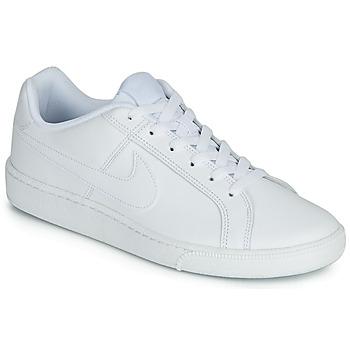 Buty Męskie Trampki niskie Nike COURT ROYALE Biały
