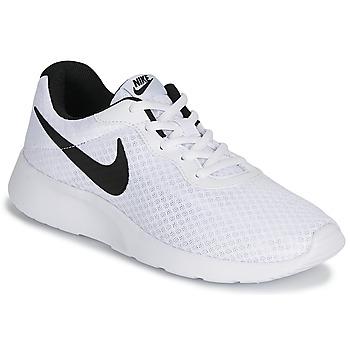 Buty Męskie Trampki niskie Nike TANJUN Biały / Czarny