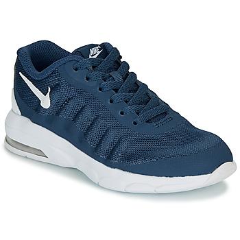 Buty Dziecko Trampki niskie Nike AIR MAX INVIGOR PRE-SCHOOL Niebieski