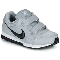 Buty Dziecko Trampki niskie Nike MD RUNNER 2 PRE-SCHOOL Szary / Czarny