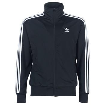 tekstylia Męskie Bluzy dresowe adidas Originals FIREBIRD TT Czarny