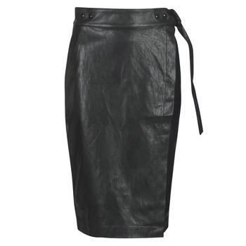 tekstylia Damskie Spódnice Replay W9310-000-83468-098 Czarny
