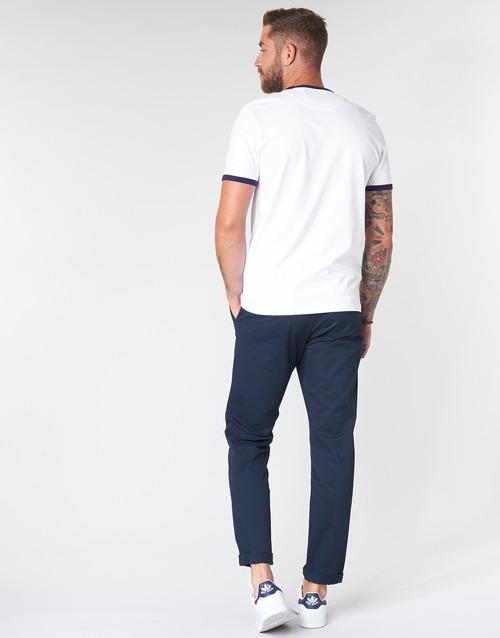 Lyle & Scott Ts705v-z660 Biały - Bezpłatna Dostawa- Tekstylia T-shirty Z Krótkim Rękawem Meskie 14900 Najniższa Cena