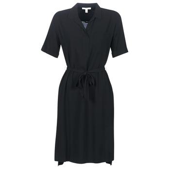 tekstylia Damskie Sukienki krótkie Esprit 079EE1E011-003 Czarny
