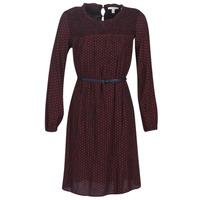tekstylia Damskie Sukienki krótkie Esprit 099EE1E015-622 Czerwony