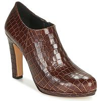 Buty Damskie Low boots Fericelli OMBRETTA Brązowy