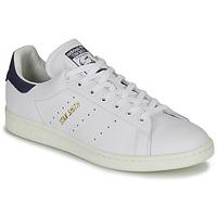 Buty Trampki niskie adidas Originals STAN SMITH Biały / Niebieski