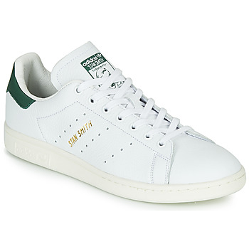 Buty Trampki niskie adidas Originals STAN SMITH Biały / Zielony