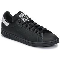 Buty Trampki niskie adidas Originals STAN SMITH Czarny / Biały
