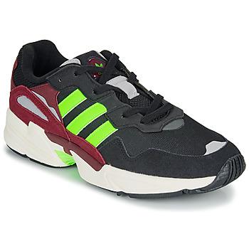 Buty Męskie Trampki niskie adidas Originals YUNG-96 Czarny / Zielony