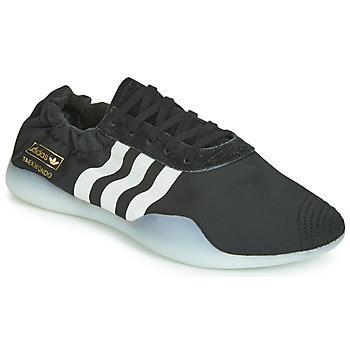 Buty Damskie Trampki niskie adidas Originals TAEKWONDO TEAM W Czarny