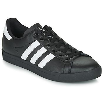 Buty Dziecko Trampki niskie adidas Originals COAST STAR J Czarny / Biały