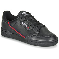 Buty Dziecko Trampki niskie adidas Originals CONTINENTAL 80 J Czarny