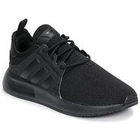 Buty Chłopiec Trampki niskie adidas Originals X_PLR C Czarny
