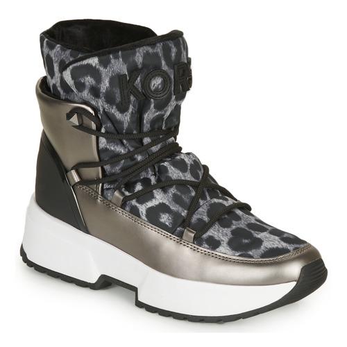 Buty Damskie Śniegowce MICHAEL Michael Kors CASSIA BOOTIE Leopard