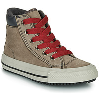 Buty Trampki wysokie Converse CHUCK TAYLOR ALL STAR PC BOOT BOOTS ON MARS - HI Brązowy