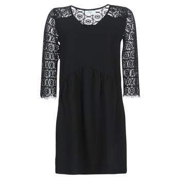 tekstylia Damskie Sukienki krótkie Betty London LUUNA Czarny