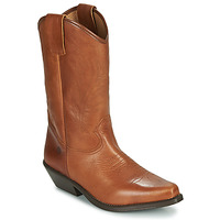 Buty Damskie Kozaki Betty London LOVA Cognac