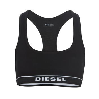 Bielizna  Damskie Biustonosze  Diesel MILEY Czarny