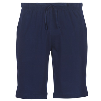 tekstylia Męskie Szorty i Bermudy Polo Ralph Lauren SLEEP SHORT-SHORT-SLEEP BOTTOM Marine