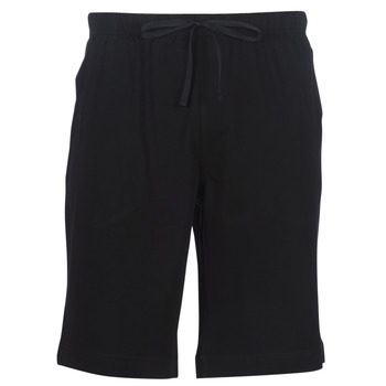 tekstylia Męskie Szorty i Bermudy Polo Ralph Lauren SLEEP SHORT-SHORT-SLEEP BOTTOM Czarny